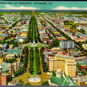 Monument Avenue, Richmond, Virginia